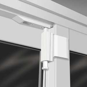 The Next Sliding Glass Door Lock Comes From Cardinal Gates.